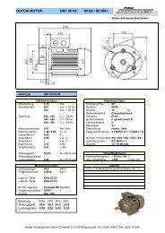 DM1 80 K8 B5 - Stoewer-Getriebe.de