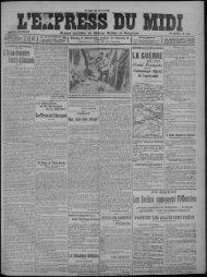11 janvier 1916 - Bibliothèque de Toulouse