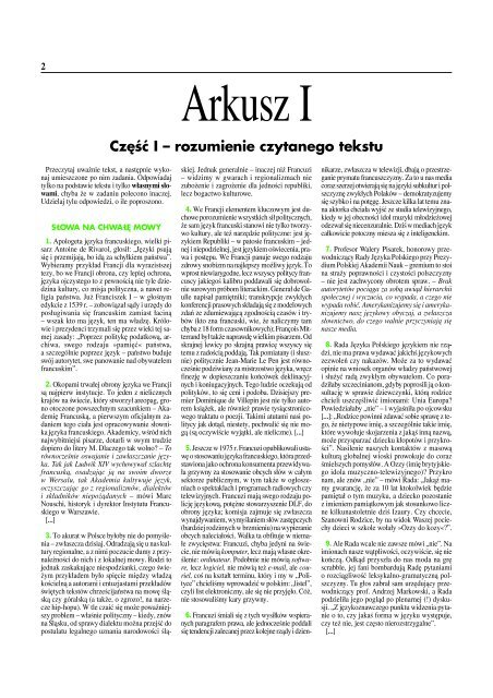 Arkusz I Gazetapl