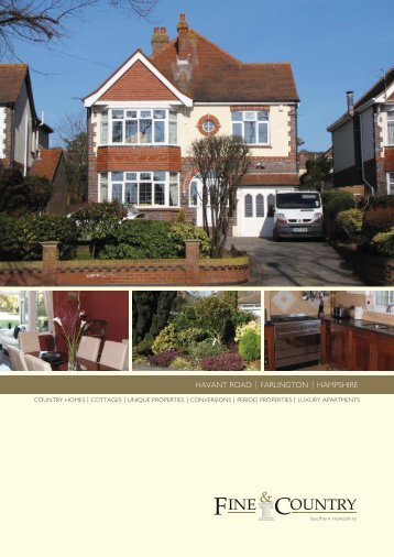 4pp Havant Rd.indd - Fine & Country