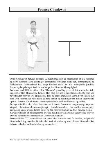 P7 Poomse Chonkwon 7. Dan - Esbjerg Taekwondo Klub