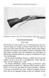 Bornholms værns historie - 2. del - Bornholms Historiske Samfund