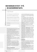 EU'S FORFATNINGSTRAKTAT - Dansk Folkeoplysnings Samråd - Page 4