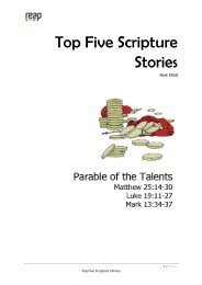 CU4 Parable of talents