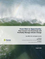 From Risk to Opportunity: How Insurers Can Proactively ... - CiteSeerX