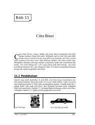 Citra Biner
