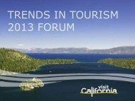 South Lake Tahoe Tourism Forum -