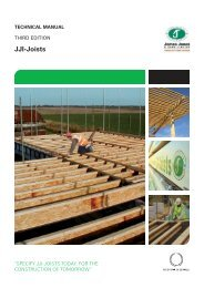 JJI-Joists technical manual (3rd edition) - CMS