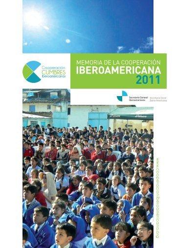 Memoria 2011 (PDF) 6,54 MB - Segib