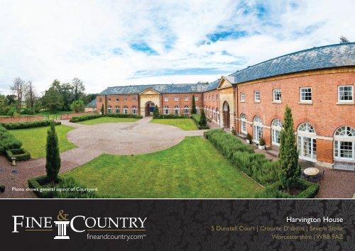 Harvington House - Fine & Country