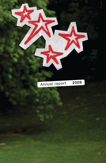 Mobistar Annual Report 2009 - Part 1