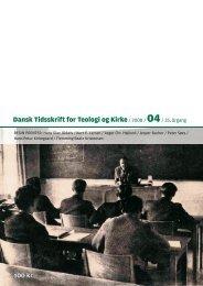 DTTK 2008 04.pdf - Menighedsfakultetet