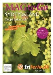 SydtySkland - Dansk Fri Ferie