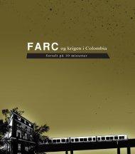 og krigen i Colombia - Fighters + Lovers