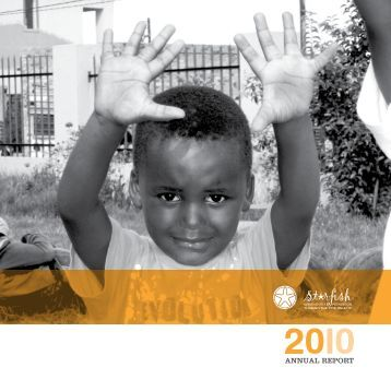 2010 - Starfish Greathearts Foundation