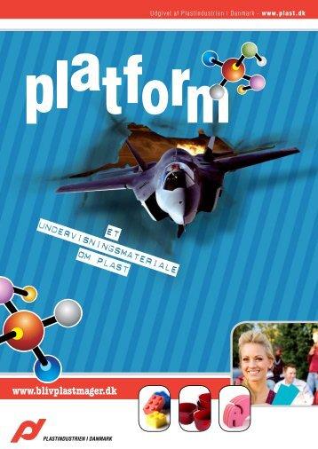 Platform - Plastindustrien