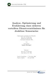 Download - Karlsruher Institut für Technologie (KIT) - Institut für ...