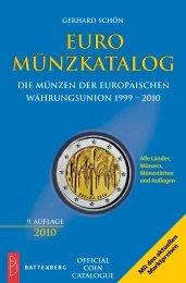 EURO MÜNZKATALOG EURO MÜNZKATALOG