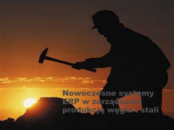 Nowoczesne systemy ERP w zarządzaniu produkcją ... - p.wnp.pl