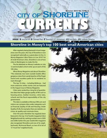 Summer 2010 Currents