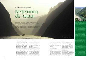 Bestemming: de natuur! - Wereld Natuur Fonds
