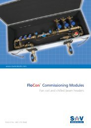 FloCon commissioning modules - CMS