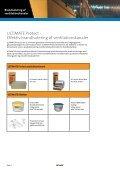 Brandisolering af ventilationskanaler - Armadan.dk - Page 4