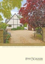 61 COMMON LANE | HEMINGfORD AbbOTS ... - Fine & Country