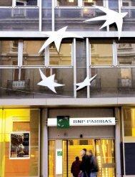 dUne démarche intégrée - BNP Paribas