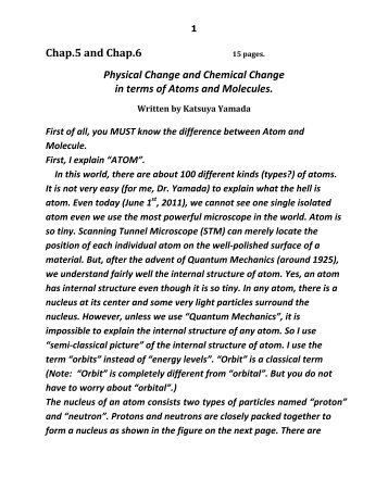 physical and chemical changes quiz pdf