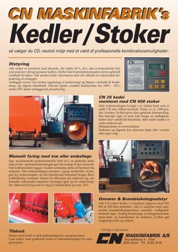 10889/CN Kedler og Sto - CN Maskinfabrik