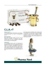 Hent C.L.A.+T-infosheet - Pharma Nord