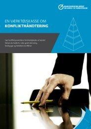 En værktøjskassE om KonfliKthåndtering - BAR - service og ...