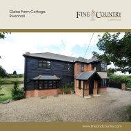 Glebe Farm Cottage, Rivenhall - Fine & Country