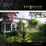 Osborne House, Stoke Ferry - Fine & Country