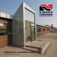 Halvtreds år med fælles varme - Viborg Fjernvarme