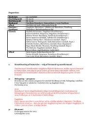 Referat fra bestyrelsesmøde 20. november 2012 - Sønderborg ...
