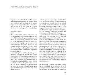 Niels Ole Kiil: Alternative rejser, s. 65-84 - Handels