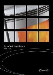 Brochure 2009_2010 Ovne - TermaTech