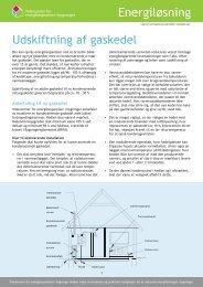 Udskiftning af gaskedel pdf - Videncenter for energibesparelser i ...