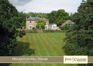 HOUGHTON HILL HOUSE - Fine & Country