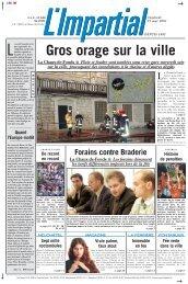 Edition du 25 mai 2001