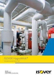 ISOVER HygroWick®