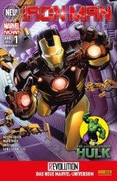 Iron Man / Hulk 1