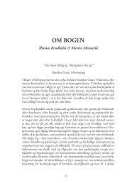 Om bogen, Thomas Brudholm og Martin Mennecke (pdf, 645 ... - DIIS