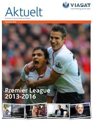 Premier League 2013-2016 - Viasat