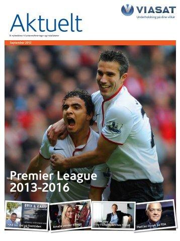 Premier League 2013-2016 - Viasat