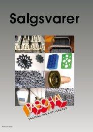 Salgsvarer brochure - PASCHAL-Danmark A/S