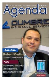 Are you a Member yet? - Latin American Agents Association