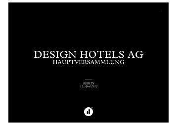 HV_120412_claus Kopie - Design Hotels
